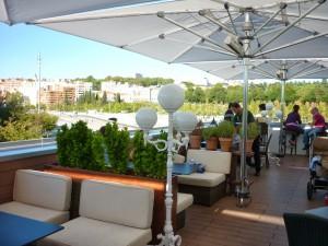 cafe del rio 300x225 5 Terrazas para sorprender en Madrid