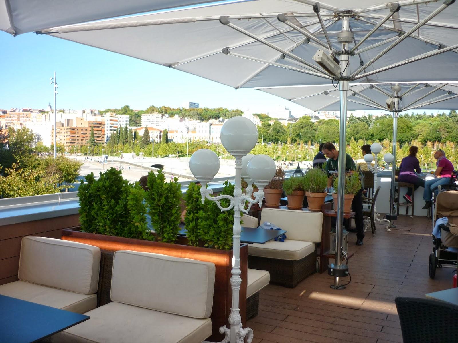 5 Terrazas Para Sorprender En Madrid Queens