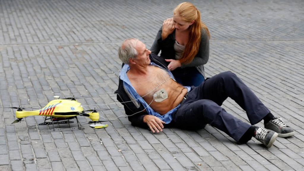 ambulancia1 1024x576 LOS DRONES EN LOS EVENTOS