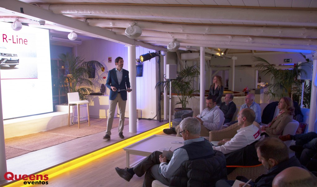TIGUAN 2 1024x604 Evento Presentación Nacional Nuevo Tiguan para Volkswagen