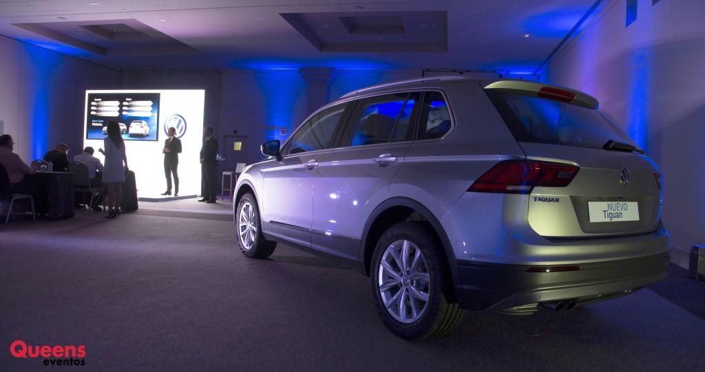 TIGUAN 4 1024x541 Evento Presentación Nacional Nuevo Tiguan para Volkswagen