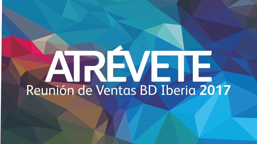 atrevete 16.9 05 copia 1024x576  Evento Reunión de Ventas BD Iberia 2017