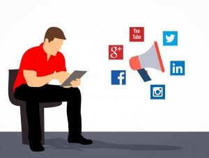 social media marketing 3216077 960 720 300x227 El uso de las redes sociales por los usuarios